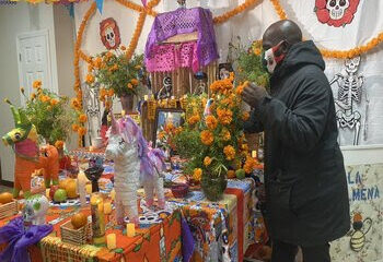 "Staten Island Immigrants Celebrate ""Day of the Dead"""