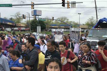 Emprendedores impulsan un Corredor Salvadoreño en Langley Park, Maryland