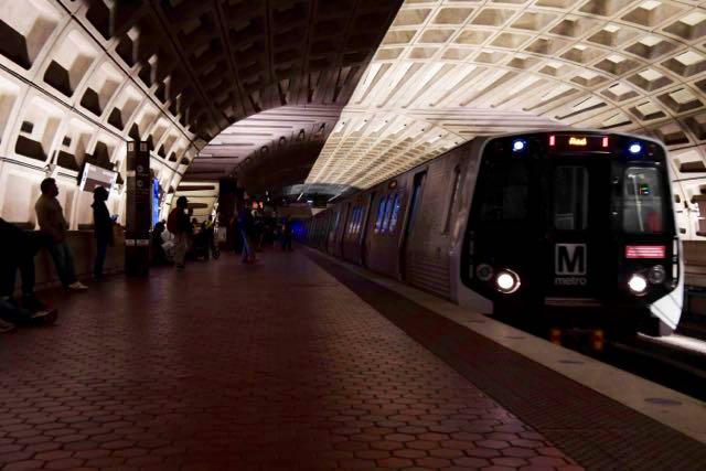 El Metro de DC a eliminar servicio en fines de semana y cerrar varias estaciones