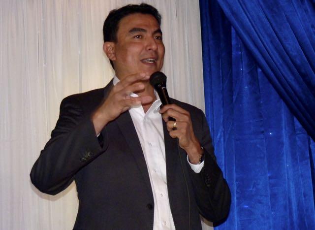"""Alcalde Miguel Pereira: """"Los proyectos deben ser incluyentes, ya sean de izquierda o derecha"""""""