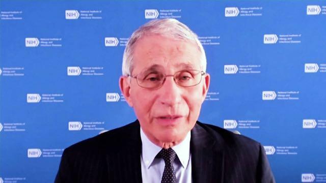 El principal experto en enfermedades infecciosas de EE. UU. advierte que se avecinan meses sombríos