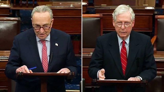 Legisladores de EE. UU. llegan a un acuerdo sobre un proyecto de ley para un paquete de estímulo
