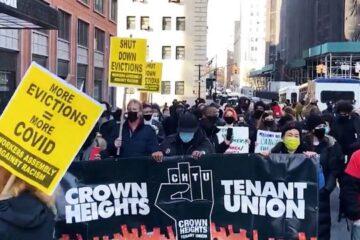 El estado de Nueva York prohíbe la mayoría de los desalojos hasta mayo