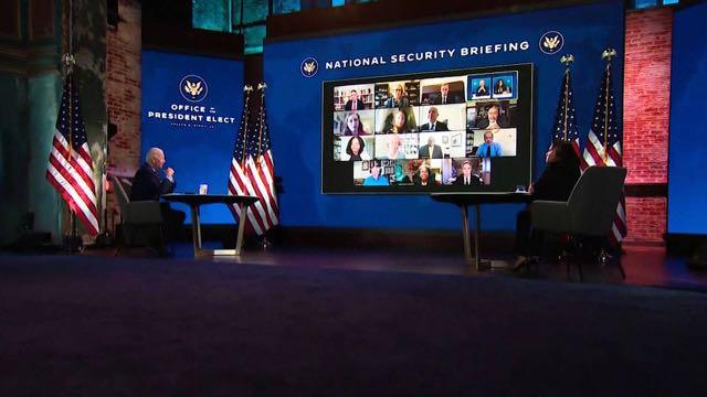 Biden dice que el Gobierno de Trump está obstruyendo acceso a información a su equipo de transición