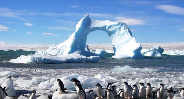 Cumple 200 la Antártida