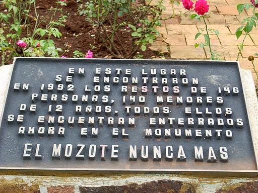 El Mozote: la promesa incumplida de Bukele