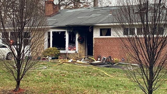 Madre salvadoreña muere por incendio en Maryland
