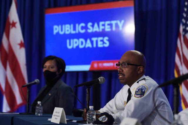 La alcaldesa de Washington D. C. pide el despliegue de la Guardia Nacional