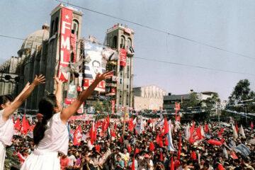 Declaración por el derecho del pueblo a la Paz y la Democracia