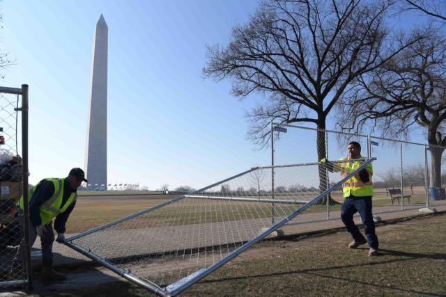 El Monumento a George Washington cerrado por amenazas