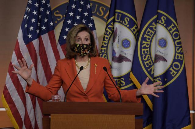 Congresistas serán procesados si han sido cómplices del ataque al Capitolio