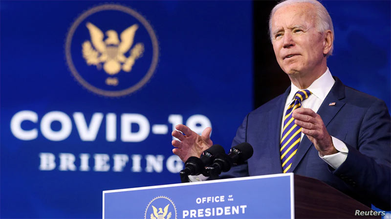 El paquete de recuperación de Biden construirá una economía energética limpia