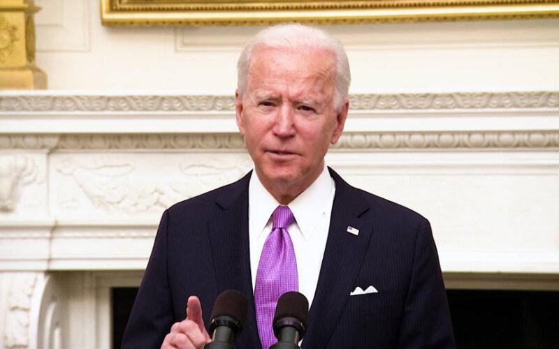 Biden presenta estrategia nacional para finalizar la pandemia deCOVID-19 en EE. UU.