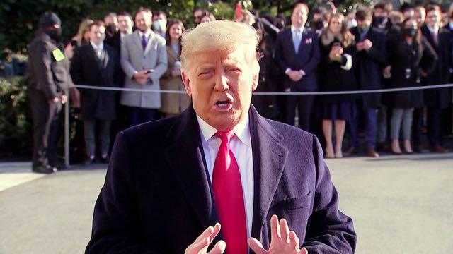 La Cámara Baja de EE.UU. aprueba un segundo juicio político a Trump