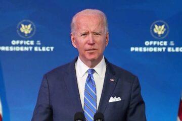 Joe Biden presenta un paquete de ayuda financiera por el coronavirus de 1,9 billones de dólares