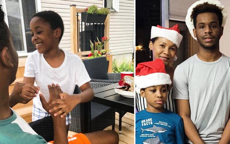 ICE separa a niño haitiano de nueve años de su hermano y deporta este último