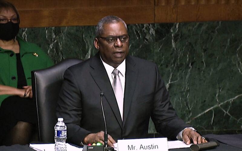 El Senado confirma al general retirado Lloyd Austin al frente del Pentágono