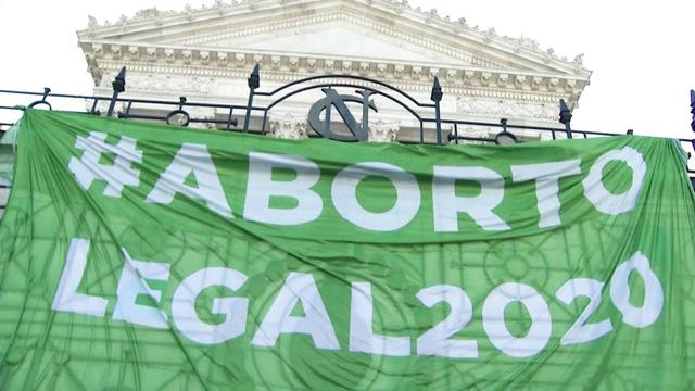 Argentina Legalizes Abortion in Historic, Long-Fought-For Vote