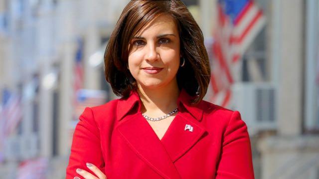 Rally to Demand Resignation of Congresswoman Nicole Malliotakis in New York