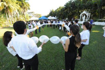 Rinden honor en memoria de la profesora destacada en El Salvador