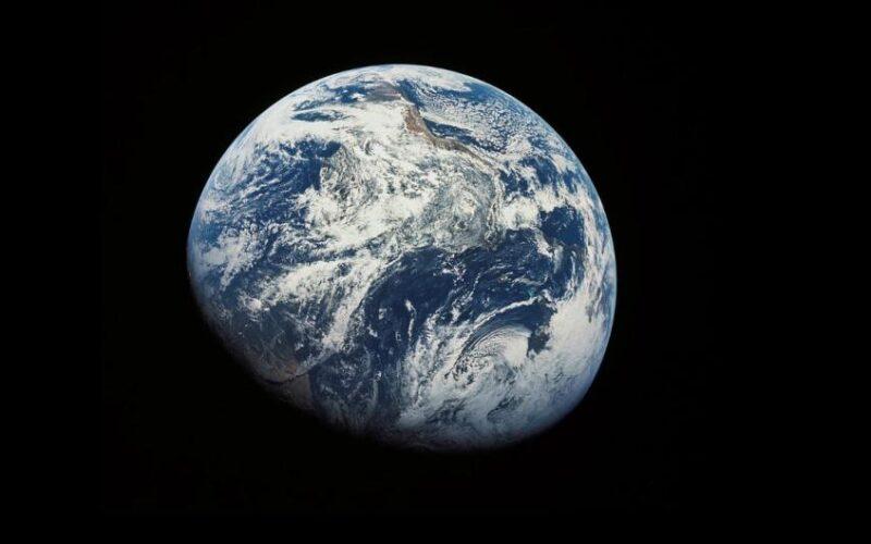 Por fin descubrimos la Tierra