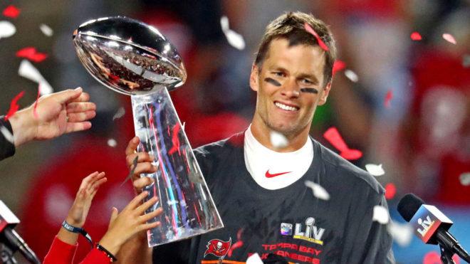 Respuesta sarcástica de Tom Brady a los enemigos del Super Bowl