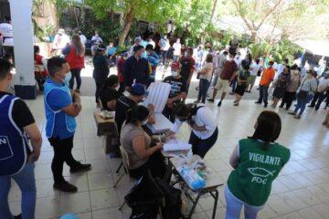 Ansiedad por conocer resultados de elecciones en El Salvador