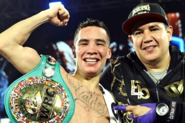 El mexicano Oscar Valdez es el nuevo campeón superpluma del CMB