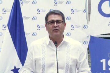 Senadores demócratas de EE.UU. proponen sanciones para el presidente de Honduras