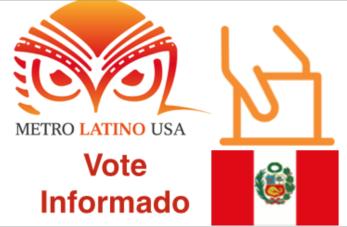 Candidatos al Congreso de Peruanos en el Exterior