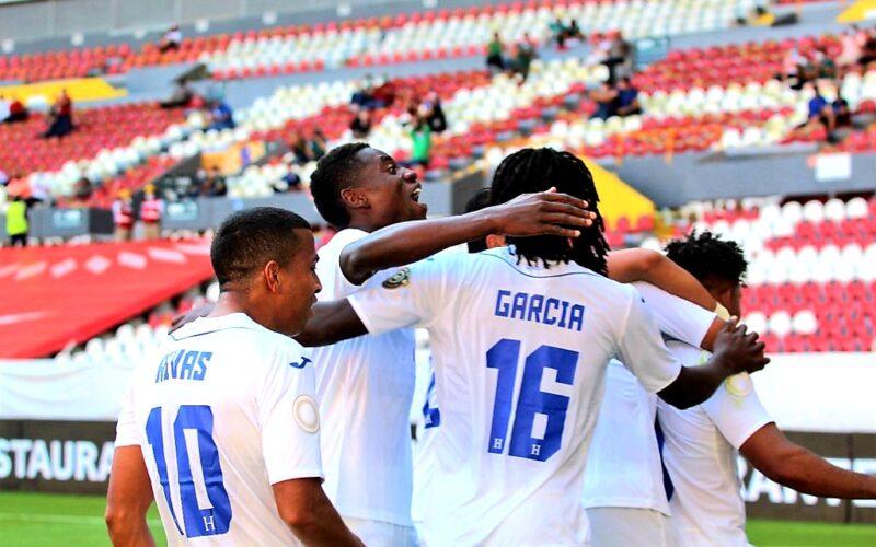 Honduras clasifica a Juegos Olímpicos de Japón tras vencer a EE.UU. 2-1