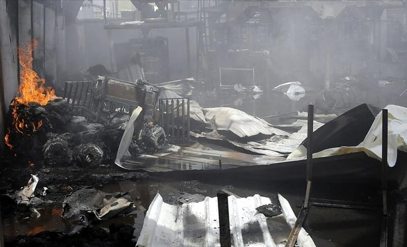 New Report Details Horrific Blaze That Killed Dozens of Refugees at Yemeni Migrant Jail