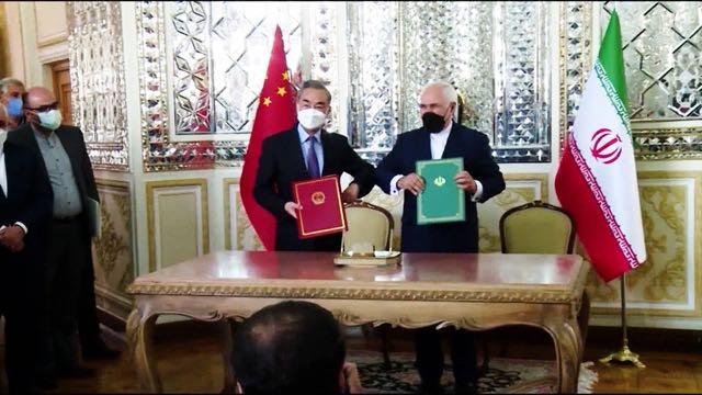 Iran and China Sign 25-Year, $400 Billion Strategic Deal