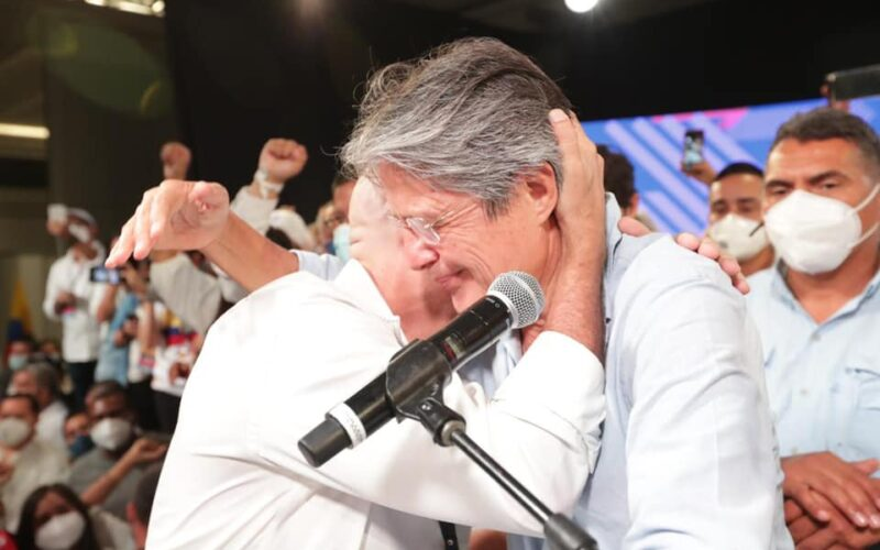 ¡EL CAMBIO LLEGÓ! Guillermo Lasso Presidente