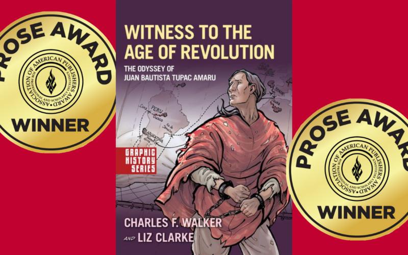 Historiador Charles F.Walker revive odisea de Juan Bautista Túpac Amaru
