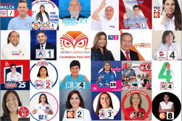 Rumbo Perú Elecciones Generales 2021