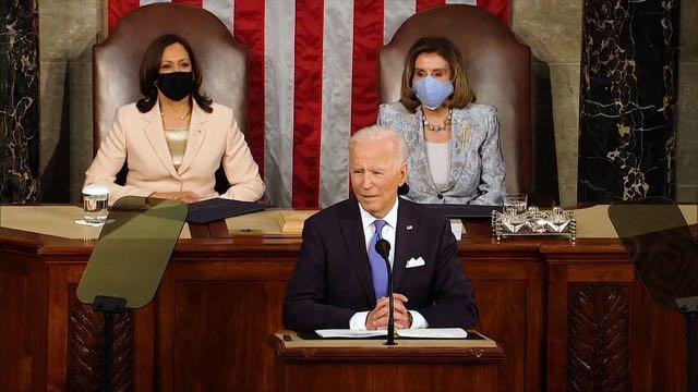 Biden insta al Congreso de EE.UU. a respaldar su amplio plan para expandir la red de seguridad social del país que se financiará con impuestos a los más ricos
