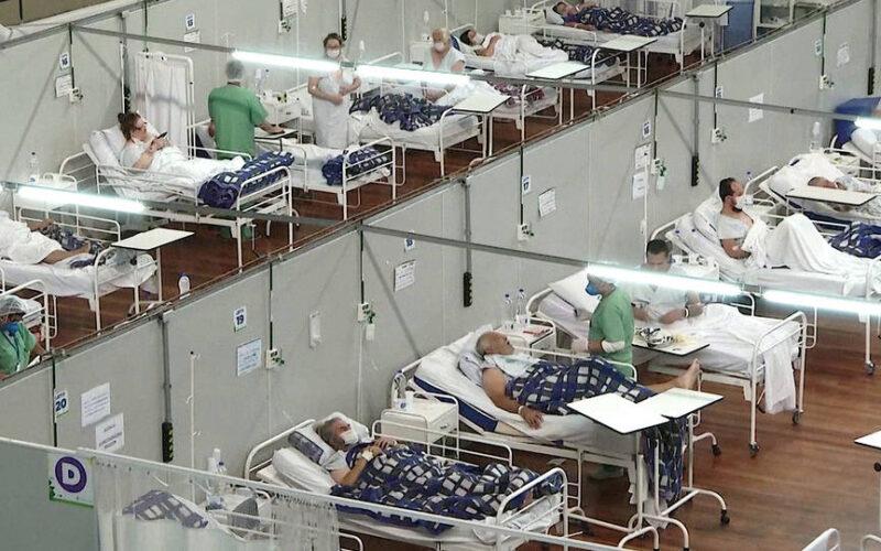Aumentan casos de coronavirus en el mundo, con récords de contagios diarios en India, Turquía e Irán