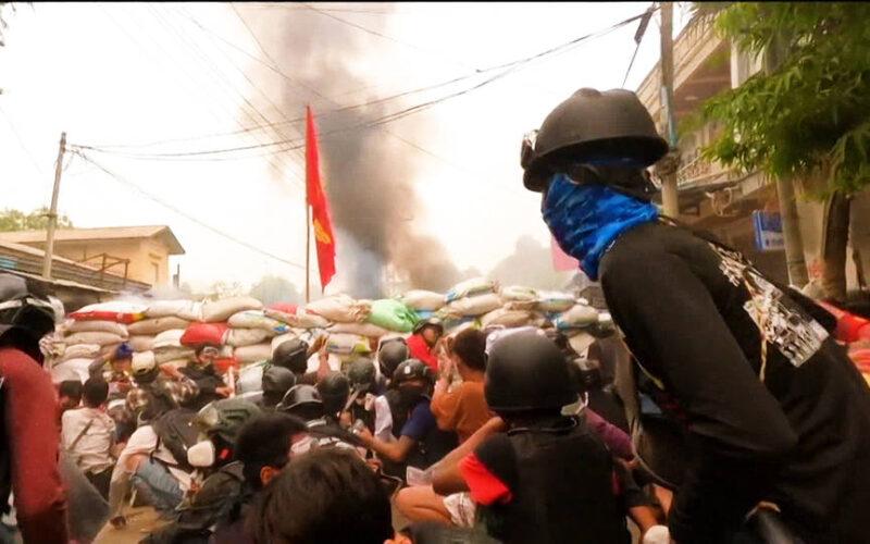LaONUadvierte que Birmania se encamina a una guerra civil