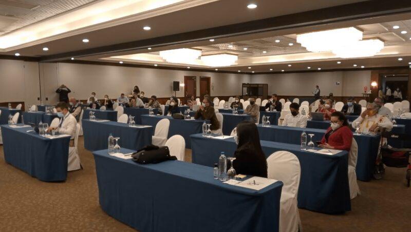 CNE socializó a misiones de observación internacional
