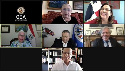 Paraguay asume la Presidencia del Consejo Permanente de la OEA