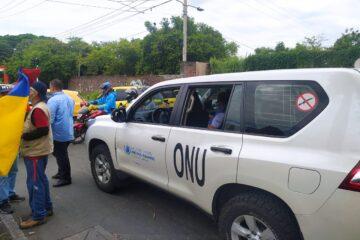 Colombia: Derechos Humanos