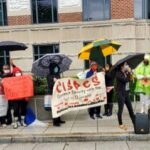 Salvadoreños de Washington reiteran condena a golpe en su país
