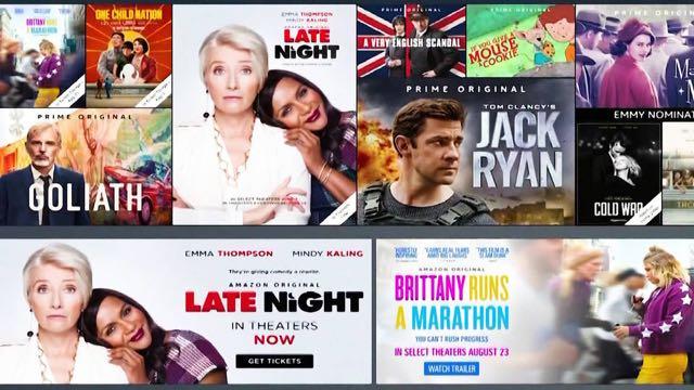 Amazon adquiere los estudios de Metro Goldwyn Mayer mientras que WarnerMedia se fusiona con Discovery