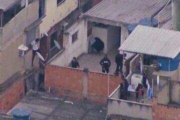 Mueren 25 personas en una favela de Río de Janeiro