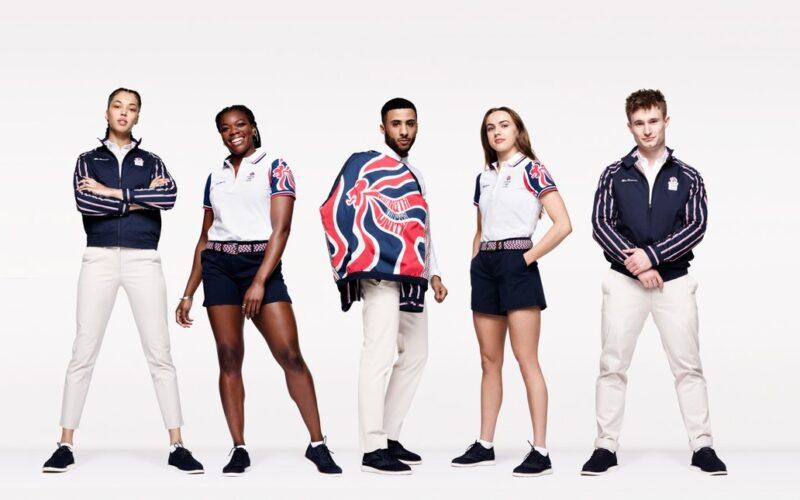 Uniformes para los Juegos Olímpicos