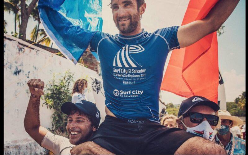 Concluye Torneo Mundial de Surf en El Salvador