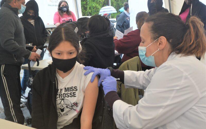 Vacunas contra Covid en el Día del Padre
