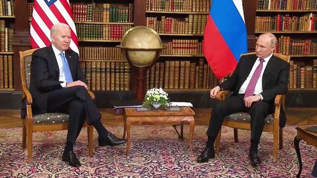 Biden y Putin restablecen los lazos diplomáticos tras la breve cumbre en Ginebra