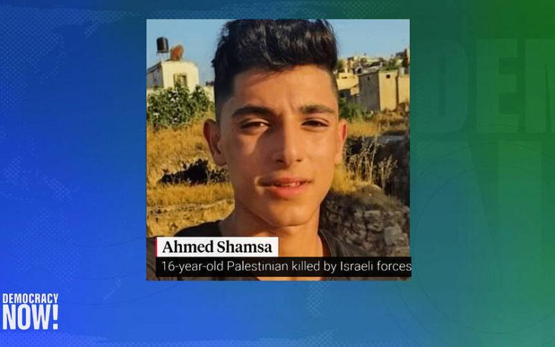Palestinos lloran muerte de adolescentes de Cisjordania muertos en protestas contra asentamientos israelíes